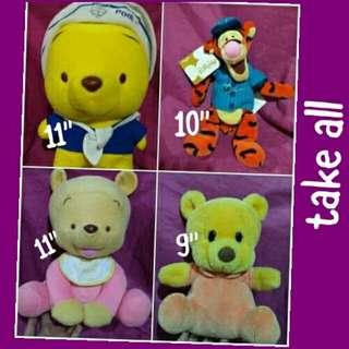 Original Disney Pooh & friends