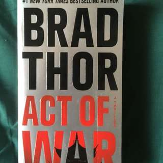 Brad Thor - Act of War