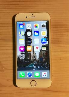 Iphone 6 64GB - globe locked