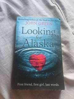 Books - Looking for alaska