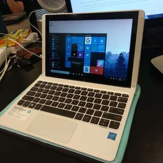 Notebook HP Pavilion X2 hybrid tablet - notebook