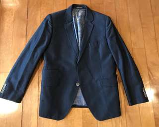 Tailor-made Mazoni Suit Jacket