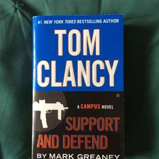 Tom Clancy - Support and Defend
