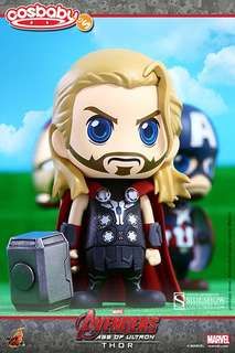 Hot Toys Cosbaby Thor 雷神