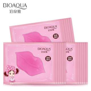bioaqua collagen lip patch mask