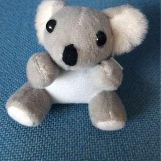 澳洲樹熊小公仔