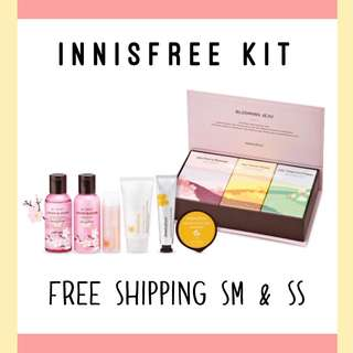 INNISFREE KIT | FREE SHIPPING SM SS