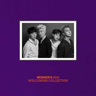 [MYGO/PO] WINNER - WINNERS 2018 Welcoming Collection DVD
