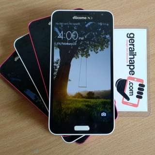 Samsung galaxy J docomo japan 32GB murah batangan