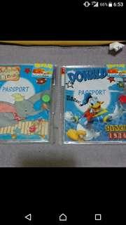 Disney 護照套