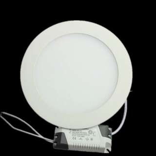 🚚 LED panel ceiling light - round - 12w - Cool White