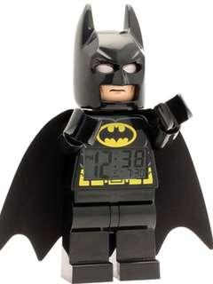 Lego 蝙蝠俠鬧鐘