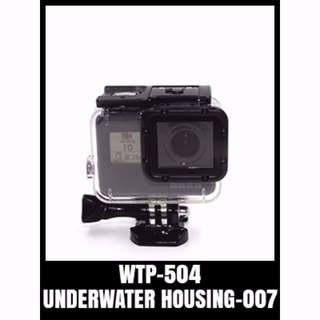 GP WATERPROOF HOUSING HERO5 WTP-504