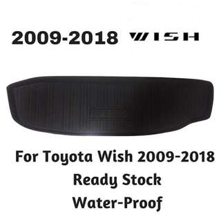 Toyota Wish Boot Tray