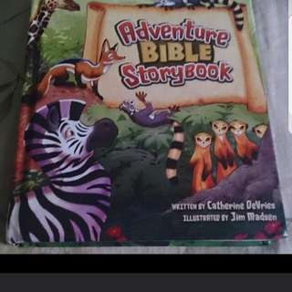 Bible Adventure Bible storybook