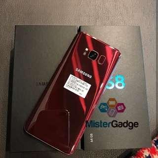 Samsung S8 new 64gb