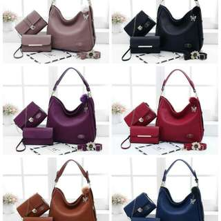 Set 3 in 1 COACH  Totebag  #703
