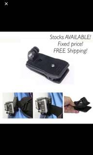[available] All Purpose Clip For Action Camera