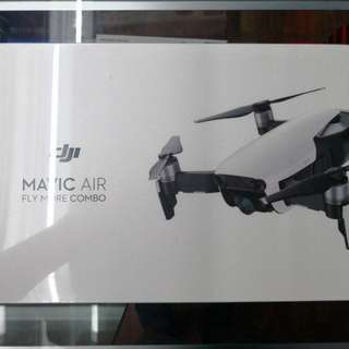 0% GST! DJI Mavic Air Flymore Combo Ready Stock!