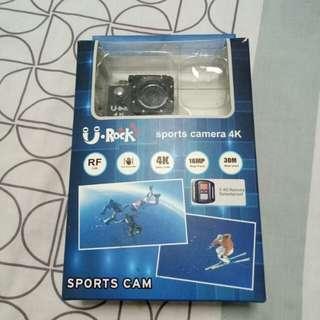 U-Rock Sports Camera 4K