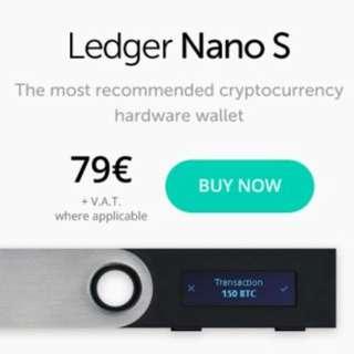 Ledger Wallet Nano S Bitcoin