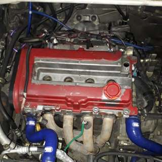Engine gen2 pesona waja s4ph