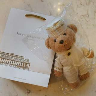BNIP The Fullerton Hotel Bear