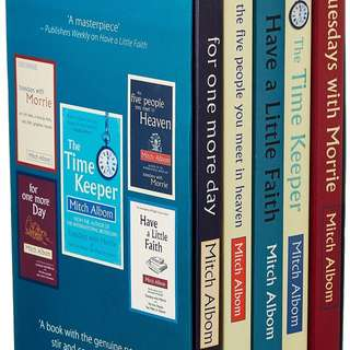 Mitch Albom Collections
