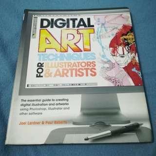 Digital Art Techniques for Illustrators and Artists