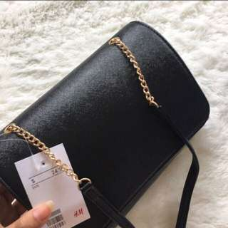 Promo tas h&m mini clutch slingbag / tas selempang / shoulder bags