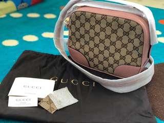 Gucci Bree Camera Bag