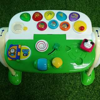 Chicco Playgym activity table