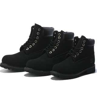 天伯倫timberland18新品 10061經典(黑色)31-45抗疲勞戶外經典高幫鞋靴