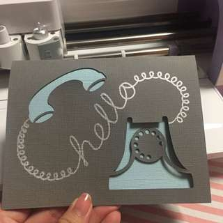 cricut explore air, purple colour making scrapbook and die-cut scanNcut brother