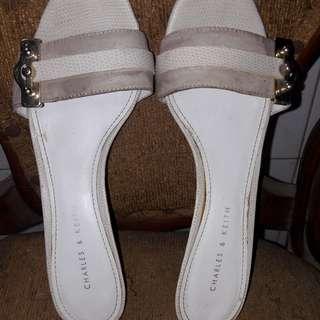 Charles n Keith high heels