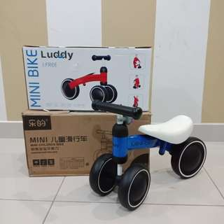 Luddy Push Bike