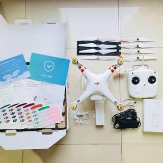 DJI Phantom Standard 3 White Drone