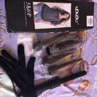 DODO 5in1 hair curler