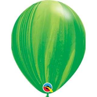 """BN QUALATEX Agate 11"""" Round Balloons"""