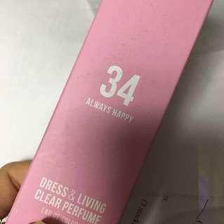 W.Dressroom Perfume香水🌈