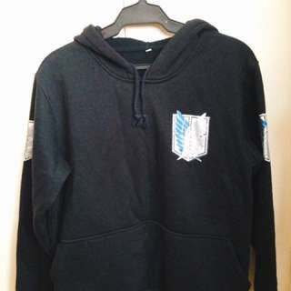 Attack on Titan/Shingeki no Kyojin Hoodie