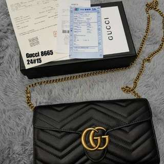 🔥Gucci GG Marmont🔥#15Off
