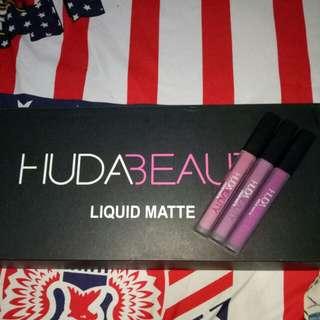 hudabeauty liquid matte
