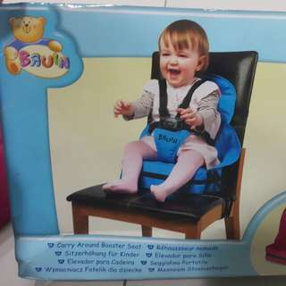 Bruin toy r us carry around seat booster.