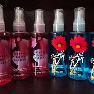 Bath and Body Works Mist