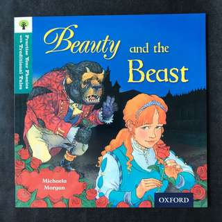 💥NEW- Oxford Practice Your Phonics with Traditional Tales - Beauty and the Beast (Level 9)  - Children Storybooks