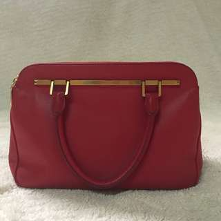 Red Bag Charles & Keith