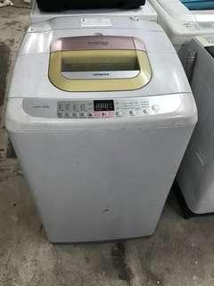 Used hitachi topload washing machine for sale