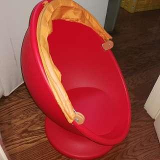 IKEA PS LOMSK - Swivel Armchair