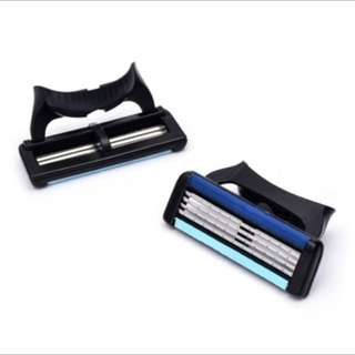 4pcs/lot 5 blade shaving razor